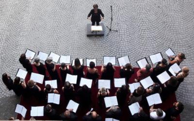Le chœur philharmonique à Stras' culture