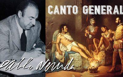 Table-ronde autour de Pablo Neruda – vendredi 11 juin à la Maison de l'Amérique latine